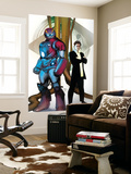 Ultimate Iron Man II No4 Cover: Iron Man  Stark and Tony