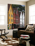 Old Buildings in Bryggen
