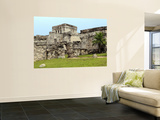 Castle at Tulum Ruins