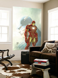 Fallen Son: The Death Of Captain AmericaNo5 Cover: Captain America and Iron Man