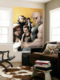 X-Factor 20 Cover: Madrox  Strong Guy  Wolfsbane  Siryn  Rictor  M  Miller and Layla
