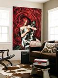 Secret Invasion: Inhumans No1 Cover: Medusa