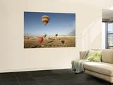 Hot-Air Balloons Ride over Cappadocia