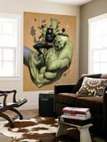 Ultimate Wolverine Vs Hulk No2 Cover: Wolverine and Hulk