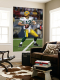 Packers Rams Football: St Louis  MO - Aaron Rodgers