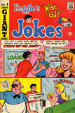 Archie Comics Retro: Reggie's Jokes Comic Book Cover 9 (Aged)
