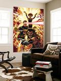 Ultimatum: X-Men Requiem No1 Cover: Wolverine  Cyclops  Grey and Jean
