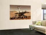 Artist's Rendition of Mars Rover