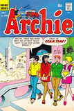 Archie Comics Retro: Archie Comic Book Cover No196 (Aged)