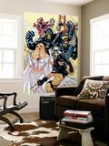 Secret Invasion: X-Men No1 Cover: X-23 and Emma Frost