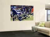 Raiders Giants Football: East Rutherford  NJ - Eli Manning