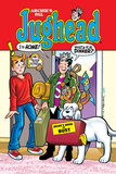 Archie Comics Cover: Jughead No207