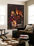 X-Men Forever No14 Cover: Magik  Shadowcat and Colossus