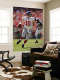 Giants Chiefs Football: Kansas City  MO - Eli Manning