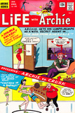 Archie Comics Retro: Life with Archie Comic Book Cover No45 (Aged)
