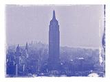 New York City In Winter VII In Colour