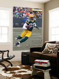 Seahawks Packers Football: Green Bay  WI - Greg Jennings
