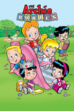 Archie Comics Cover: The Archie Babies
