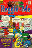 Archie Comics Retro: Reggie and Me Comic Book Cover No21 (Aged)