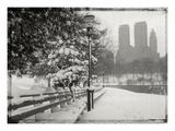 New York City In Winter VIII