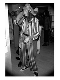 WWD - November 1992 - Perry Ellis Spring 1993 Show Backstage