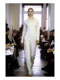 WWD - February 1999 - Helmut Lang RTW Fall 1999 Show