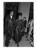 WWD - December 1983 - Metropolitian Museum's Yves Saint Laurent Exhibition