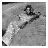 Vogue - June 1968 - Veruschka Baring her Midriff