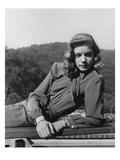 Vogue - March 1945 - Lauren Bacall