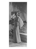 Vogue - May 1933 - Toto Koopman in Kimono Gown