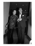 WWD - December 1983 - Metropolitian Museum&#39;s Yves Saint Laurent Exhibition
