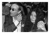 WWD - April 1975 - John Lennon and Yoko Ono