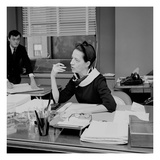 WWD - Diana Vreeland