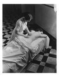 Vogue - February 1936 - Massage at The Saratoga Spa