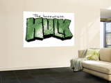 Logo: Hulk