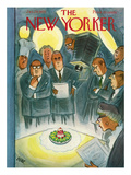 The New Yorker Cover - January 29  1955