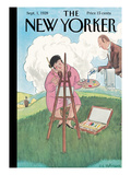 The New Yorker Cover - September 1  1928