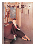 The New Yorker Cover - September 19  1936