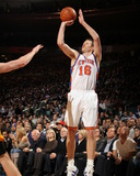 New York Knicks v Los Angeles Lakers  New York  NY  Feb 10: Steve Novak