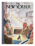 The New Yorker Cover - September 15  1945