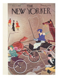 The New Yorker Cover - November 8  1930