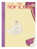 The New Yorker Cover - June 11  1932