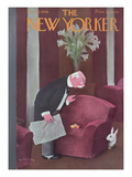 The New Yorker Cover - March 23  1940