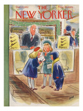 The New Yorker Cover - December 13  1952