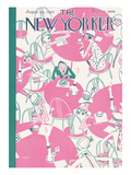 The New Yorker Cover - August 29  1925