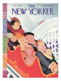 The New Yorker Cover - July 8  1933