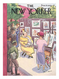 The New Yorker Cover - May 29  1937