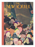 The New Yorker Cover - December 28  1935