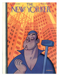 The New Yorker Cover - July 20  1929