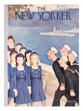 The New Yorker Cover - October 11  1941